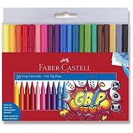 Faber-Castell Grip 20 farieb