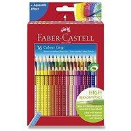 Faber-Castell Grip 2001, 36 colours