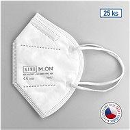 NANO M. ON Disposable Nanofibre Respirator FFP2 NR White 25 pcs - Respirator