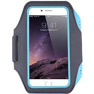 OEM Športové puzdro na ruku modré - Puzdro na mobil