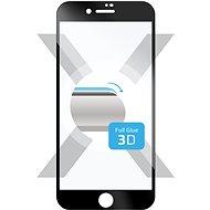 FIXED 3D Full-Cover pre Apple iPhone 7/8/SE 2020 čierne - Ochranné sklo