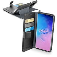 Cellularline Book Agenda pre Samsung Galaxy S20 Ultra čierne - Puzdro na mobil