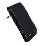 FIXED Club so zatváraním na suchý zips veľkosť 5XL+ čierne - Puzdro na mobil