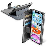 CellularLine Book Agenda pre Apple iPhone 11 čierne - Puzdro na mobil