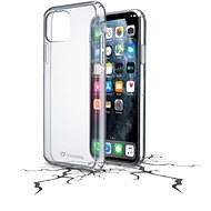 Cellularline Clear Duo pre Apple iPhone 11 Pro - Kryt na mobil