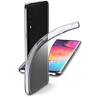 Cellularline Fine pre Samsung Galaxy A50/A30s, bezfarebný - Kryt na mobil