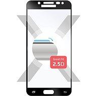 FIXED Full-Cover pre Samsung Galaxy J5 (2017) čierne - Ochranné sklo