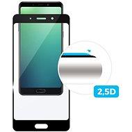FIXED Full-Cover pre Nokia 6 čierne - Ochranné sklo