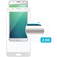 FIXED Full-Cover pre Huawei Mate 10 Lite biele - Ochranné sklo