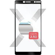 FIXED Full-Cover pre Nokia 7 Plus čierne - Ochranné sklo