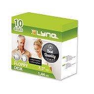 "Floppy Disk 3,5"" XLYNE 10 Pack unformatted  - Disketa"
