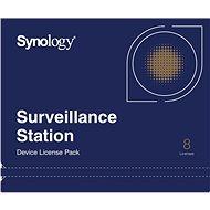 Synology Licenční balíček pro 8 kamer - Softvér