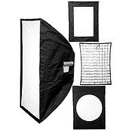 Terronic Softbox KIT 60x85 cm - Súprava