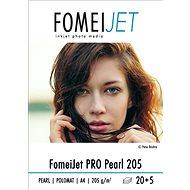FOMEI Jet PRO Pearl 205 A4 – balenie 20 ks - Fotopapier
