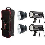 Fomei Digitalis Pro T600 Kit 2×600 - Foto svetlo