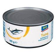 ARO Tuniak kúsky v oleji 6× 185 g - Konzerva