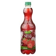 HELLO Sirup jahoda 700 ml PET - Sirup