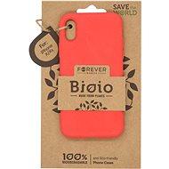 Forever Bioio pre iPhone X/XS červený - Kryt na mobil