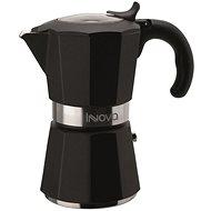 Forever Moka Miss Moka Innova, Black, for 6 cups