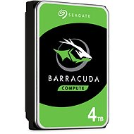 Seagate BarraCuda 4 TB - Pevný disk