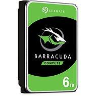 Seagate Barracuda 6 TB - Pevný disk
