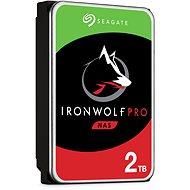 Seagate IronWolf Pro 2 TB - Pevný disk