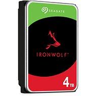 Seagate IronWolf 4 TB - Pevný disk