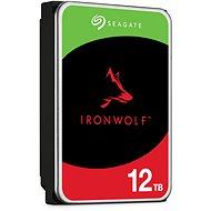 Seagate IronWolf 12TB CMR - Pevný disk
