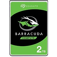 Seagate Barracuda Laptop 2TB - Pevný disk