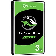 Seagate Barracuda Laptop 3TB