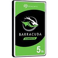 Seagate Barracuda Laptop 5TB - Pevný disk