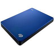 Seagate BackUp Plus Slim Portable 1 TB modrý - Externý disk