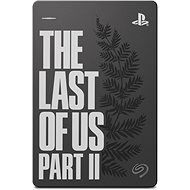 Seagate PS4 Game Drive 2TB The Last Of Us Part II - Externý disk