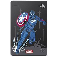 Seagate PS4 Game Drive 2 TB Marvel Avengers Limited Edition - Avengers Assemble - Externý disk