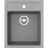 FRANKE SID 610-40 430x530 grey - Drez