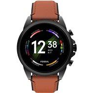 Fossil Gen 6 FTW4062 Brown Leather - Smartwatch