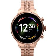 Fossil Gen 6 FTW6077 Rose Gold Stainless-Steel
