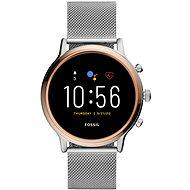 Fossil FTW6061 Gen5 Julianna HR 44 mm antikorová oceľ Mesh - Smart hodinky