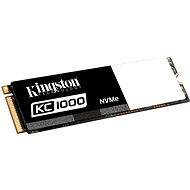 Kingston KC1000 480 GB - SSD disk