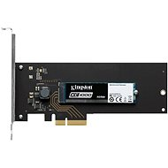 Kingston KC1000 960 GB s adaptérom do PCIe - SSD disk