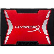 Kingston HyperX Savage SSD 480GB - SSD disk