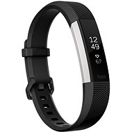 Fitbit Alta HR Black Large - Fitness náramok
