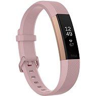 Fitbit Alta HR Pink Rose Gold Large