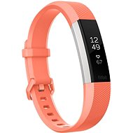 Fitbit Alta HR Coral Large - Fitness náramok