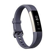 Fitbit Alta HR Blue Gray Small - Fitness náramok