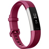 Fitbit Alta HR Fuchsia Large - Fitness náramok