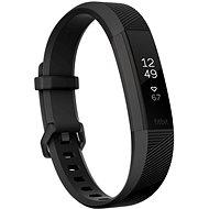 Fitbit Alta HR Black Gunmetal Large - Fitness náramok