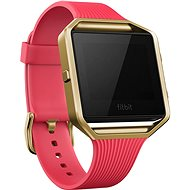 Fitbit Blaze Tapered Pink Gold Large - Smart hodinky