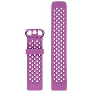 Fitbit Charge 3 Accessory Sport Band Berry Large - Remienok