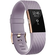 Fitbit Charge 2 Small Lavender Rose Gold - Fitness náramok
